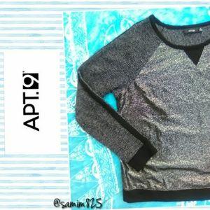 3/30✨Long Sleeve Knit by Apt. 9